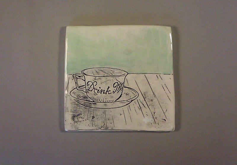 Drink me teacup